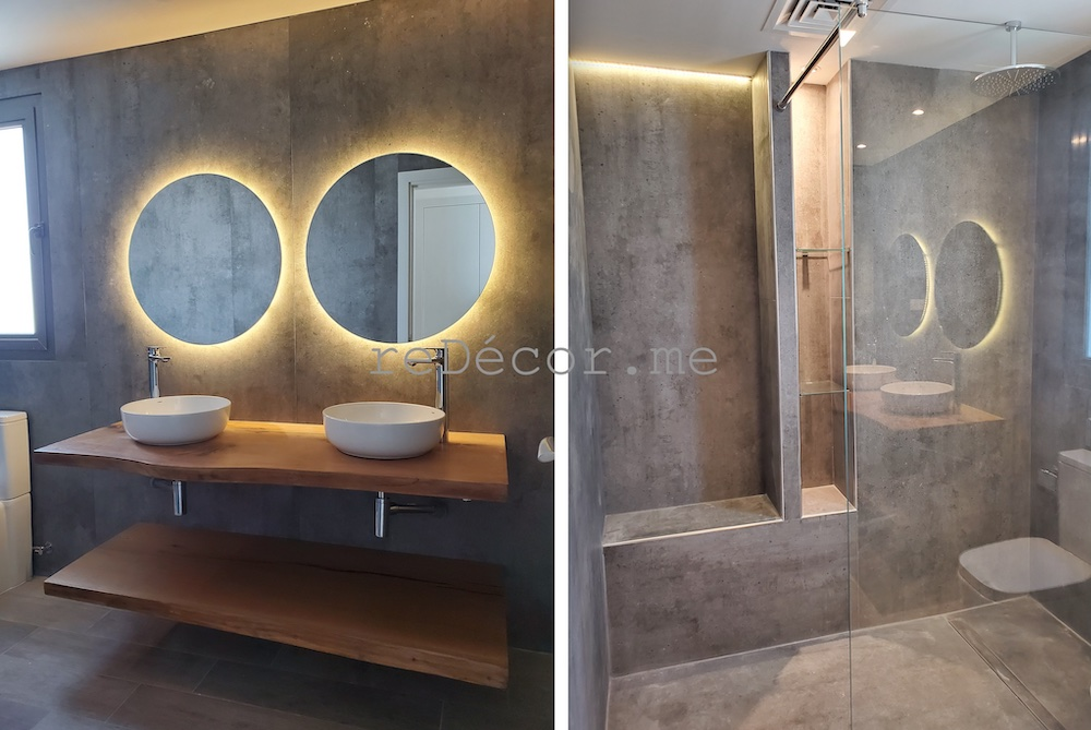 modern homes bathroom designs interior , dubai fitout, tiling, bathroom lighting ideas