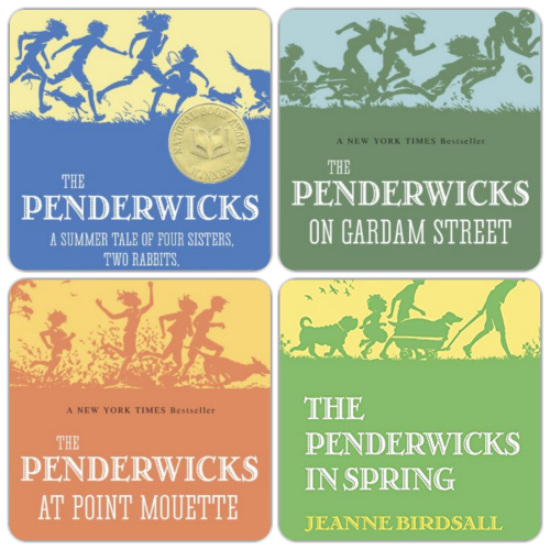 Image result for penderwick sisters