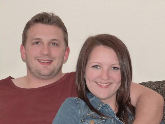 Ian and Megan