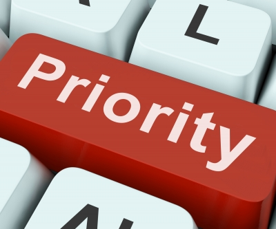 first priority