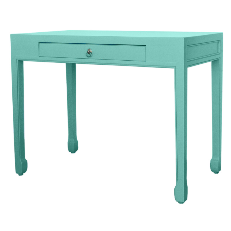 DH Small Writing Desk  red egg