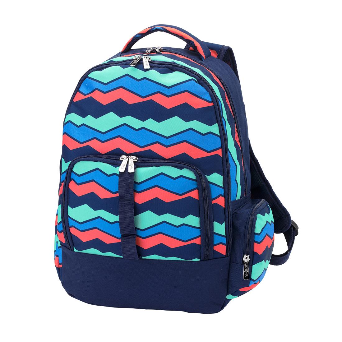 monogram backpack personalized backpacks