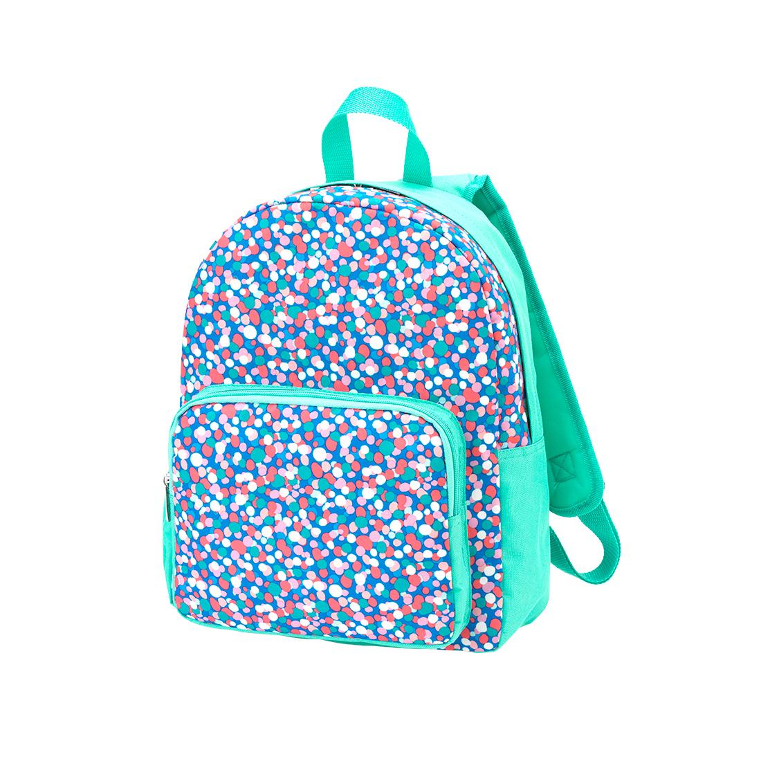 monogram preschool backpack personalized