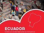 Cáritas con Ecuador
