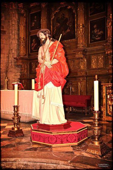 Besamanos a Ntro Padre Jesús de la Misericordia (Foto: Danilo Tarantino)
