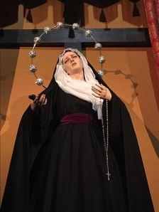 Nuestra Madre de la Divina Gracia, septiembre de 2017