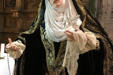Solemne Triduo en honor a Ntra Madre de la Divina Gracia