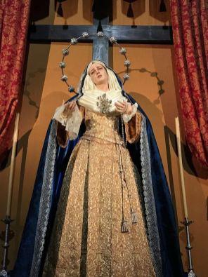Nuestra Madre de la Divina Gracia para el Adviento