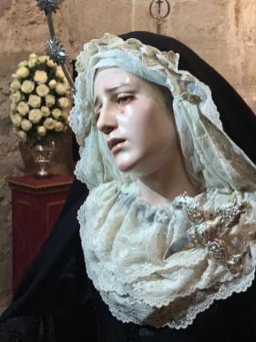 Nuestra Madre para el mes de difuntos 2018
