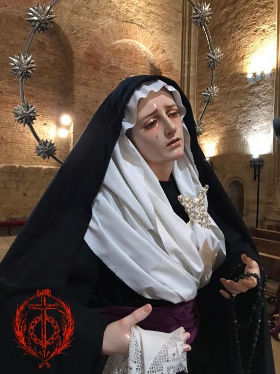 Ntra Madre de la Divina Gracia para la Exaltación de la Santa Cruz 2020