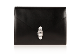 Black Handbag By Salvatore Ferragamo