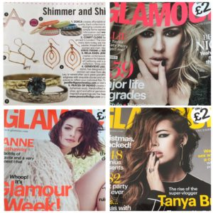 glamour magazine jewelry