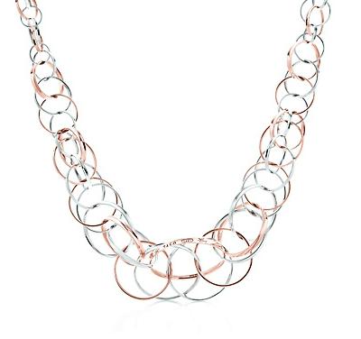 New Jewelry Metal By Tiffany & Co