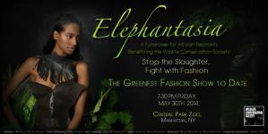 Elephantasia, gabby wild fashion show