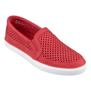 perforated slip ons by Ninewest
