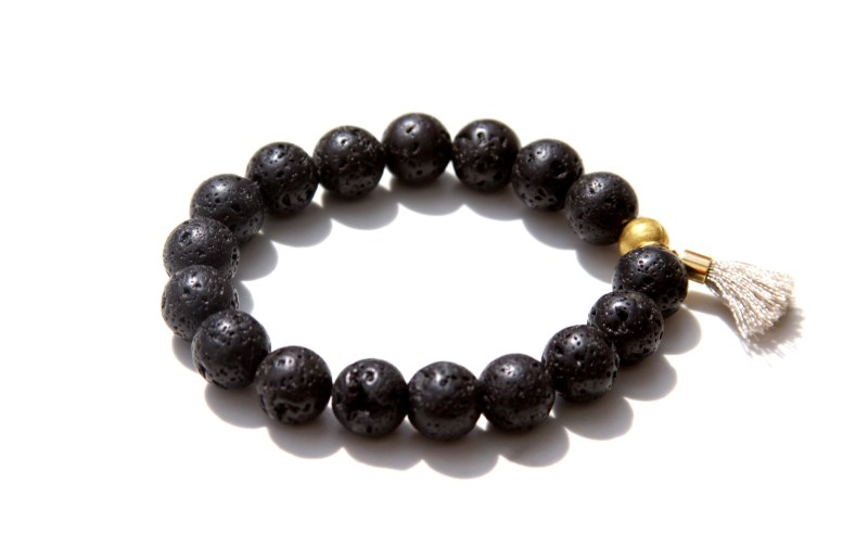 lava bead essential oil bracelet