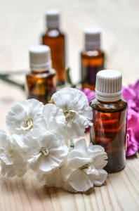 how to use esssential oils for stress