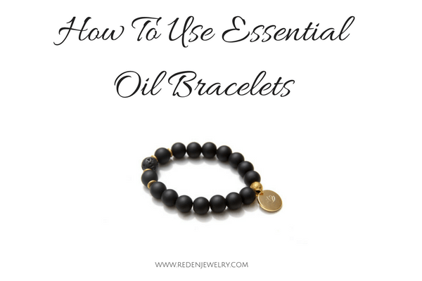 how to use essential oil bracelets