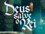 """Resumo novela """"Deus Salve o Rei"""" 22/05: Bartolomeu quer provar que Amália é bruxa"""