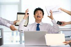 Los empleados multitarea están más expuestos al estrés Foto: Management Journal