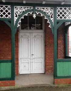 Die geheimnisvolle Tür