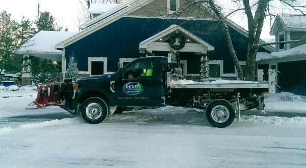 snow removal contractors