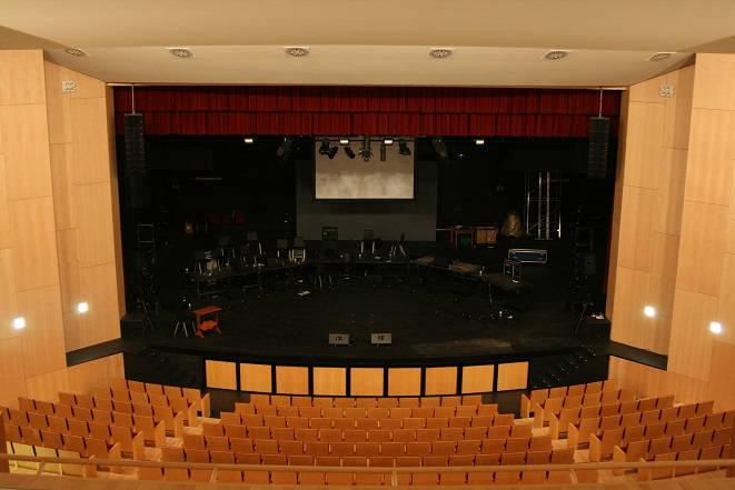 Teatro Auditorio Agimes