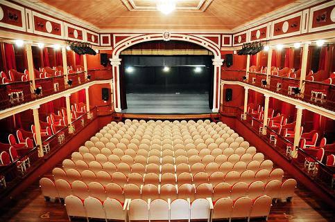 Teatro Saln Cervantes