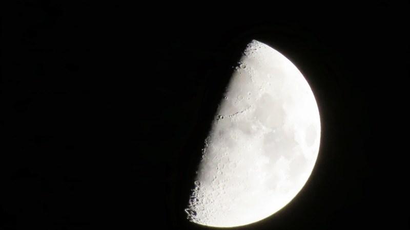 Luna creciente o cuarto creciente - Red Esotérica
