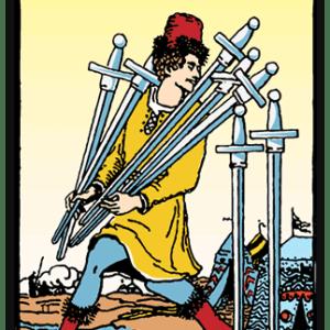 Curso de Tarot: El Siete de Espadas
