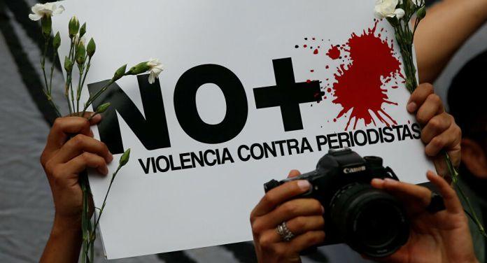 México acumula 138 homicidios contra periodistas en la última década