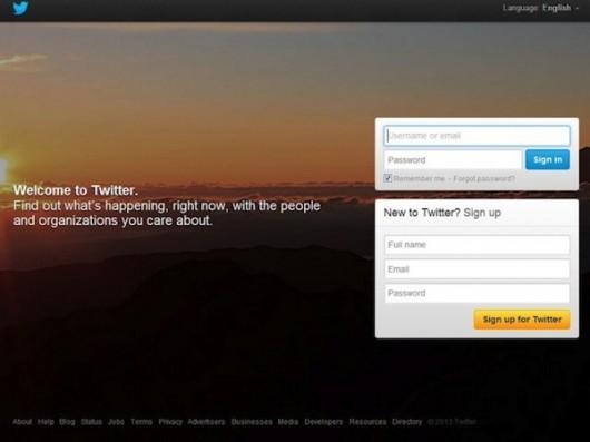 Twitter-homepage-Old-