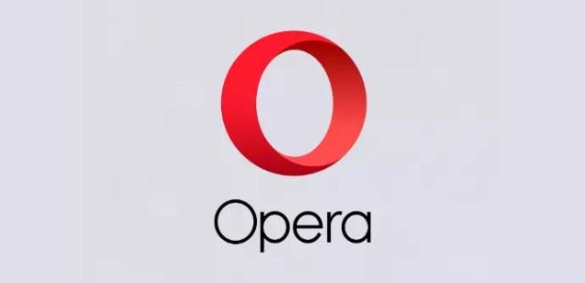 Resultado de imagen de opera android logo