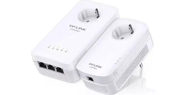 analisis de los plc TP-Link TL-WPA8630P KIT
