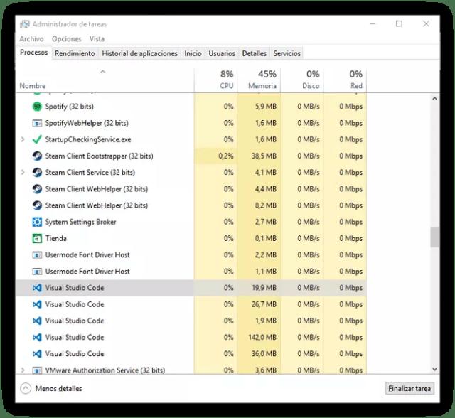 Visual Studio Code para 64 bits