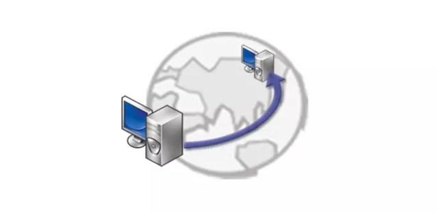 Usar un computador de constituye remota