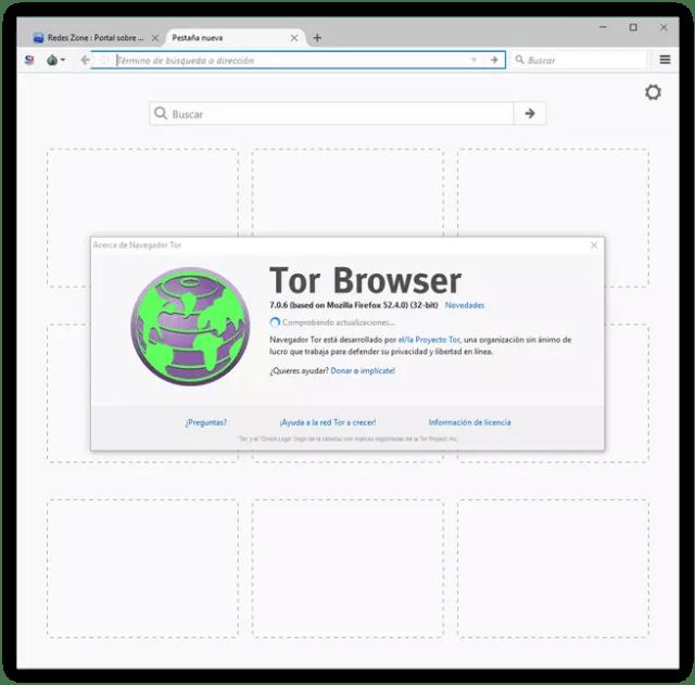 Tor Browser 7.0.6