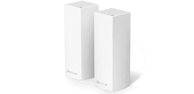 Sistema WiFi en malla con 02 nodos