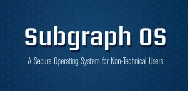 Subgraph OS Linux