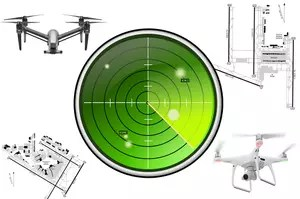Rastrear Drones DJI