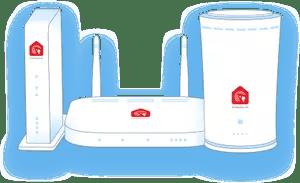 Router Avira SafeThings