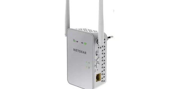 Repetidor Wi-Fi Netgear en oferta