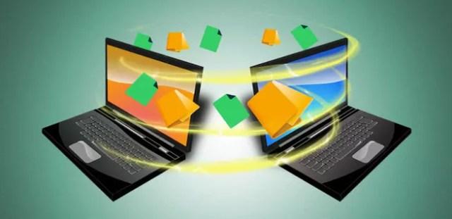 Compartir registros por ©Internet de forma segura
