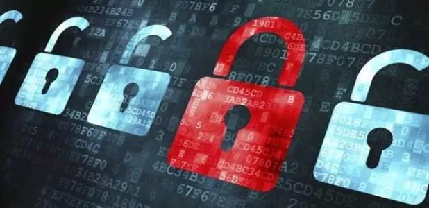Asegurar los datos en Internet