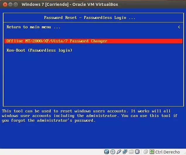 Eliminar clave Windows 7 - 08