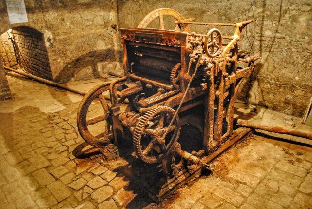 Joseph Stalin's Secret Publishing House. Centuries old publishing machine