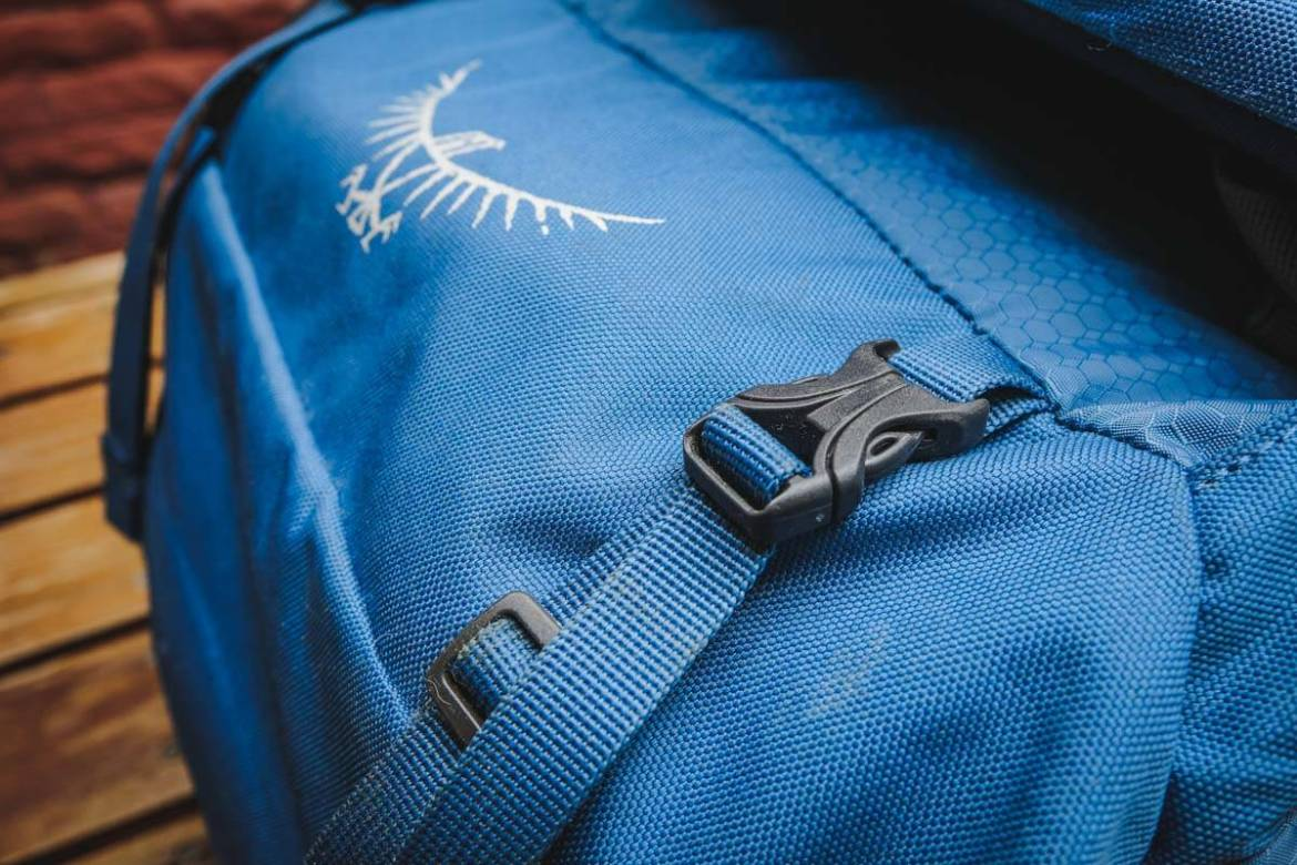 Best Carry on Backpack - Osprey Farpoint 55 [REVIEW] 8