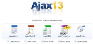 Ajax13applications