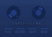 Tapefailure