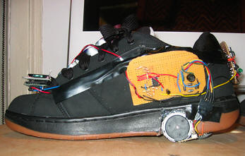 new power roller shoes